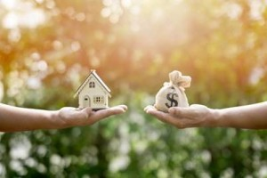 cash out refinance small